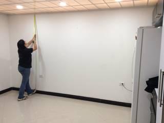 """Panel 3D Board Wall Deco:  de estilo {:asian=>""""asiático"""", :classic=>""""clásico"""", :colonial=>""""colonial"""", :country=>""""rural"""", :eclectic=>""""ecléctico"""", :industrial=>""""industrial"""", :mediterranean=>""""Mediterráneo"""", :minimalist=>""""minimalista"""", :modern=>""""moderno"""", :rustic=>""""rústico"""", :scandinavian=>""""escandinavo"""", :tropical=>""""tropical""""} por Carolina Cuellar diseño de ambientes,"""