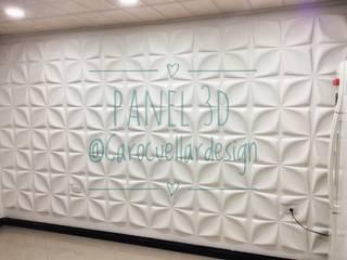 Panel 3D Board Wall Deco de Carolina Cuellar diseño de ambientes