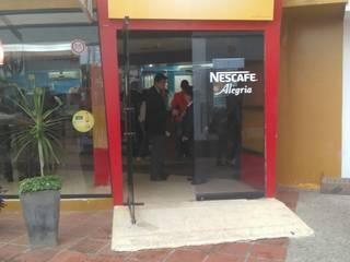 ESTUDIO DE ARQUITECTURA C.A ร้านอาหาร