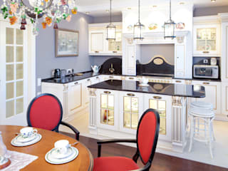 Измайловский: Столовые комнаты в . Автор – Pegasova design