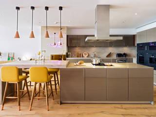 Modern Mutfak MERVE KAHRAMAN PRODUCTS & INTERIORS Modern