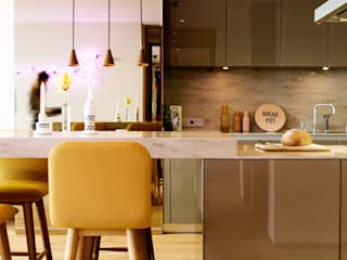 MERVE KAHRAMAN PRODUCTS & INTERIORS Modern kitchen