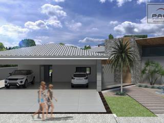 Modern home by PACKER arquitetura e engenharia Modern