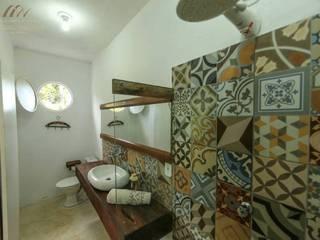 Baños de estilo  por Mariana Chalhoub