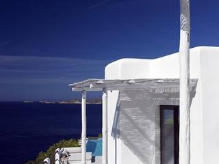 :  de estilo  por Harissa Villas rental Ibiza