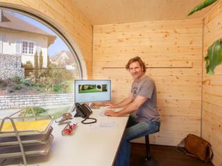 Zinipi:  Arbeitszimmer von Freiraum GbR