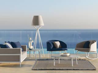 A trendy outdoor: modern  by Viadurini.co.uk, Modern