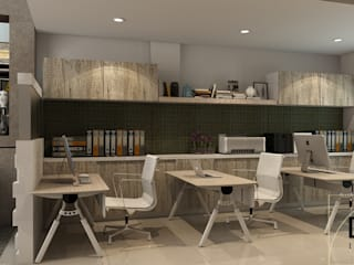 modern  oleh Davin Interior Co., Ltd, Modern