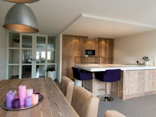 Keuken Nieuw Vennep:  Keuken door RestyleXL