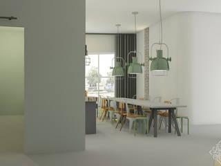 Interieurontwerp The Workstation Arnhem van Laura's Advies