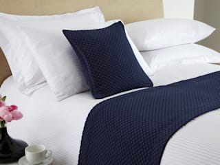 Bedspreads, Throws and Duvets by King of Cotton King of Cotton BedroomTextiles Cotton Blue