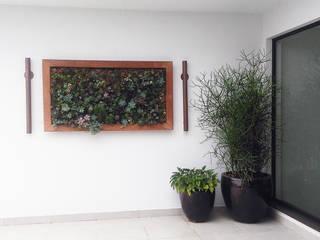 RESIDÊNCIA TM: Jardins  por Lá Fora | arquitetura da paisagem