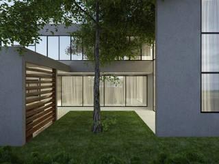 Rumah Modern Oleh cioli arquitetura e design Modern