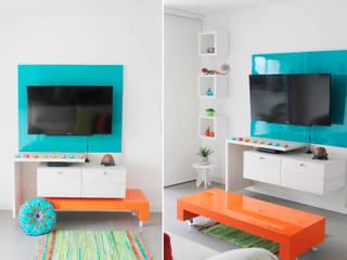 Muebles Oceania by CONTRALUZ MOBILIARIO Y DISEÑO INTERIOR Modern