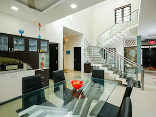 A Young & Youthful Design Classic style dining room by Premdas Krishna Classic