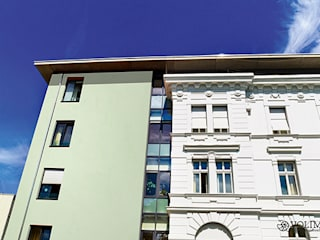 Rumah Gaya Eklektik Oleh Volimea GmbH & Cie KG Eklektik