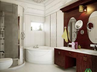 Salle de bain asiatique par Premdas Krishna Asiatique