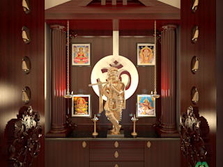 Timeless Beauty...:  Corridor & hallway by Premdas Krishna