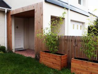 Sur-élévation maison BC par yg-architecte Classique