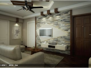 Living room by Premdas Krishna , Classic