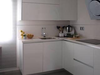 Reforma integral de apartamento en Portugalete:  de estilo  de DoSS Estudio