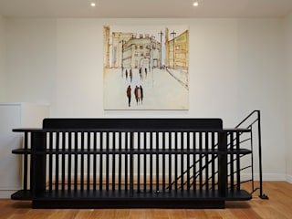 Appartement Avenue de Ségur par Passage architecture Moderne