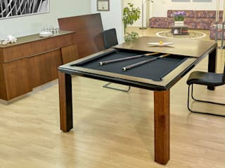 Slimline Pool Table:   by Luxury Pool Tables Limited