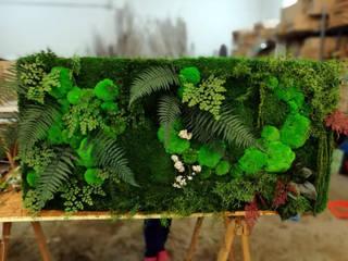 Garden by TERESA JARA - ESTUDIO DE PAISAJISMO