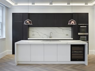 Hampstead Heath Home Cocinas minimalistas de Jigsaw Interior Architecture Minimalista