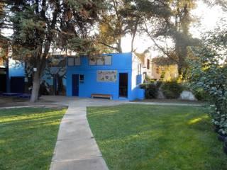 REMODELACION COLEGIO ALAMIRO, modulo 4 Colegio : Escuelas de estilo  por CREARCO
