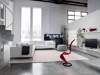 Arredare casa online Soggiorno moderno di Edilizia Software Moderno