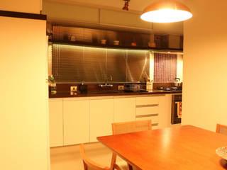 Cozinha: Cozinhas  por Karol Sarnecki - Arquitetura e Interiores