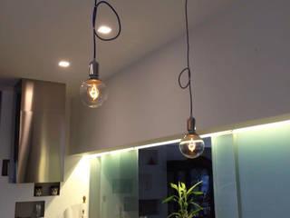 Casa M_V_M:  in stile  di NoiArchitetti_Napoli