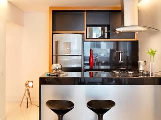 ASP Arquitetura Modern Living Room