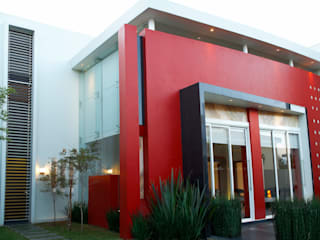 Houses by arketipo-taller de arquitectura,