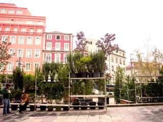 OFFF Batalha Jardins ecléticos por STILL urban design Eclético