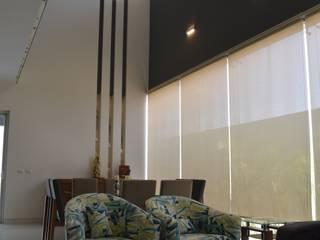 Living room by arketipo-taller de arquitectura