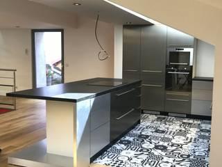 3B Architecture Modern kitchen Wood