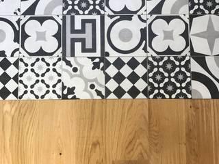 3B Architecture Modern kitchen Ceramic Black