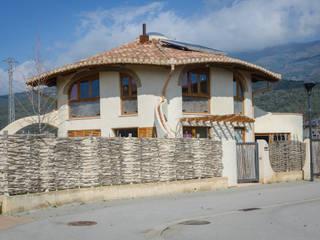 Bio-Arquitectura Josep Lluis Lai Jardines de estilo mediterráneo Beige