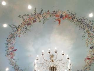 Роспись потолка в загородном доме. от Художник декоратор Классический