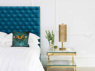 Gorgeous in Blue:   by Sweetpea and Willow® London Ltd