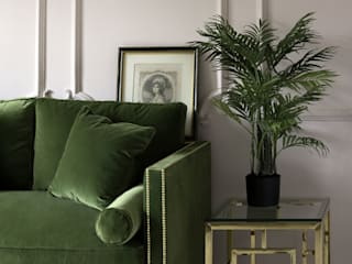 Stunning Greenery:   by Sweetpea and Willow® London Ltd