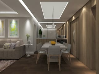 by Nádia Catarino - Arquitetura e Design de Interiores Сучасний