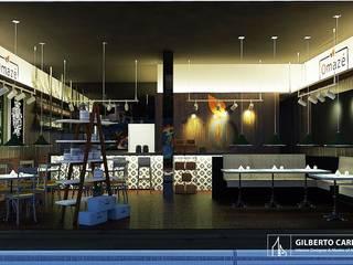 Gilberto Cardoso interiores Bar & Klub Modern