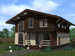 Dom173: Дома в . Автор – Apriori Albero