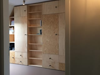 Dressing room by Tim Vinke - Interior Design