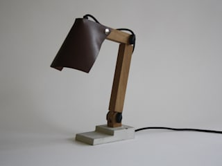 BigFoot lamp:   door Tim Vinke - Interior Design