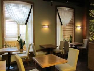 Ресторан на Павелецкой:  в . Автор – Студия текстильного дизайна 'Времена года'