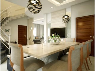 Dining room by Premdas Krishna , Classic